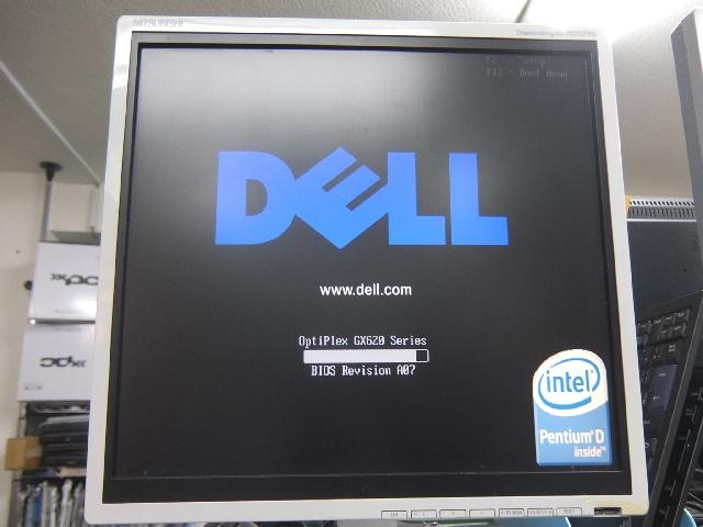 DELL OptiPlex GX620のHDD交換の写真0