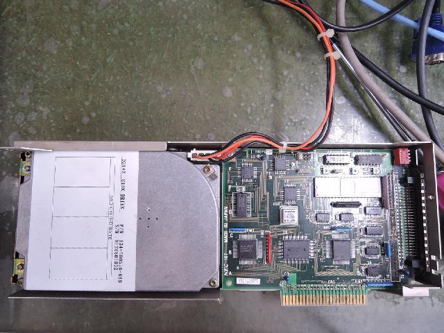 NECPC9801RA5の旧型PC修理の写真0