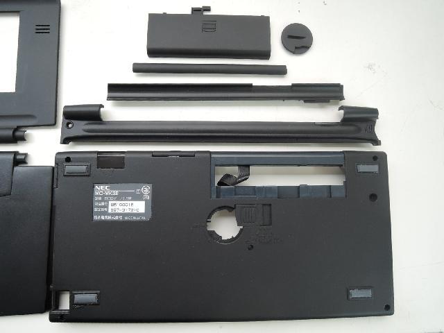 NECMobile Gear MC-MK32の天板塗装の写真68