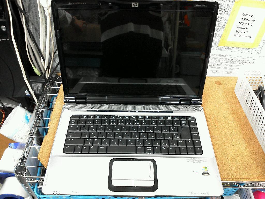 HPParvillion dv6000の修理の写真83