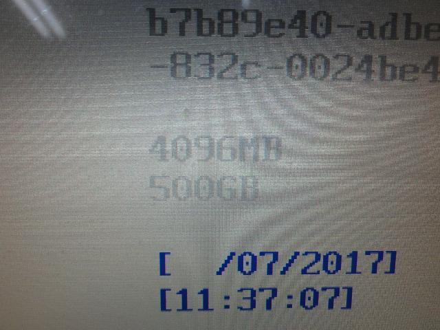 SONYVGNFW74FBのHDD交換の写真74