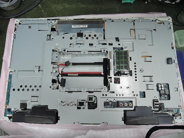 SONYVPCL21AFJの修理の写真74
