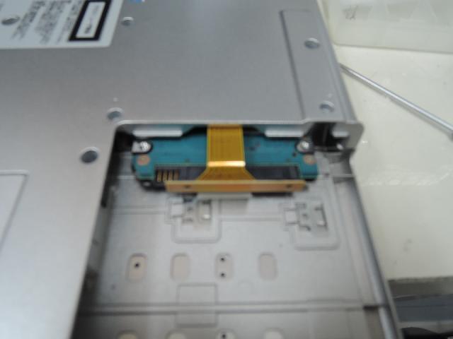 PANASONICCF-B10EWADRのSSD交換の写真77