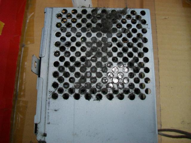 NECPC9801ESの旧型PC修理の写真75