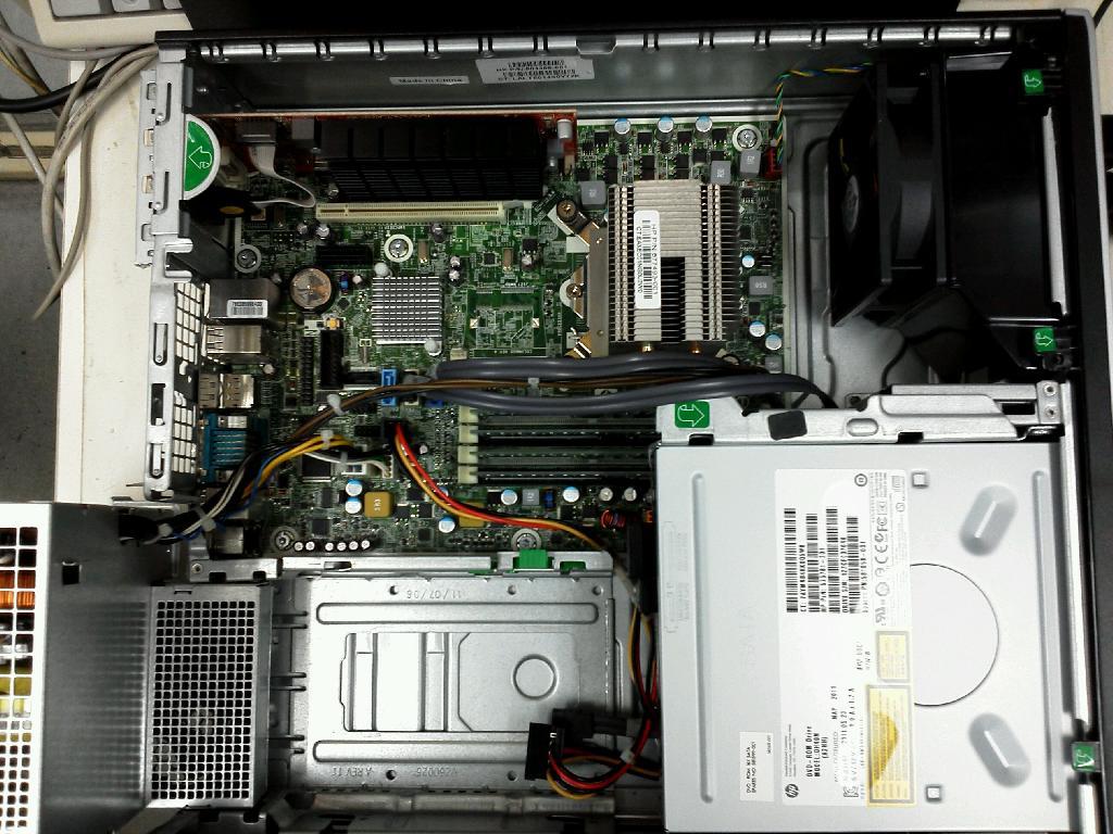 HPHSTNC-058P-SFIの修理の写真77
