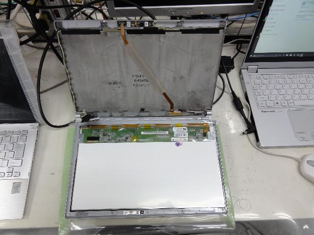 PANASONICCF-NX3EDHCSの修理の写真0