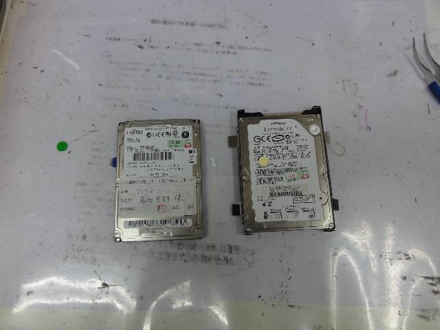 FUJITSUBIBLO NB50Hの修理の写真77