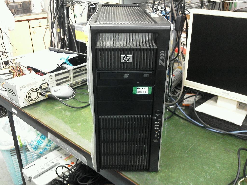 HPZ800ワークステーションの修理の写真83