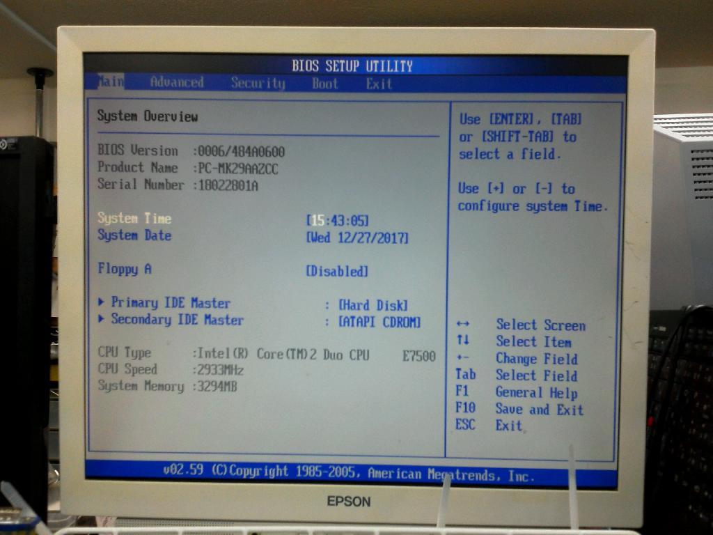 NECPC-MK29AAZCCの修理の写真0