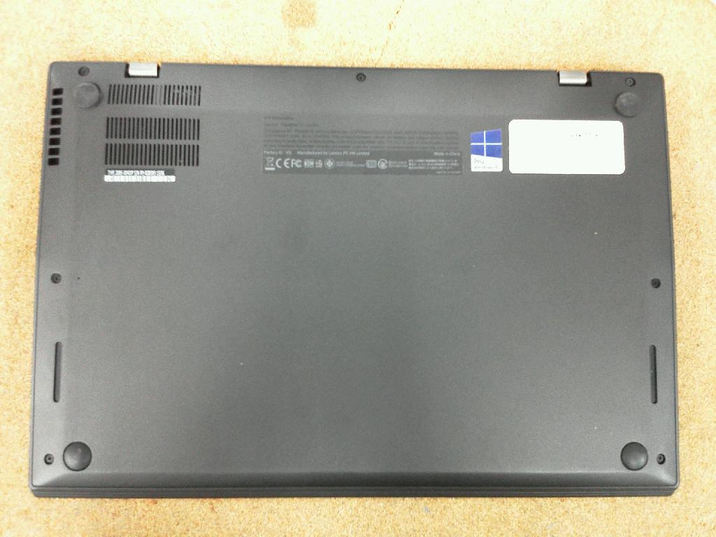 X1 Carbonの修理の写真83