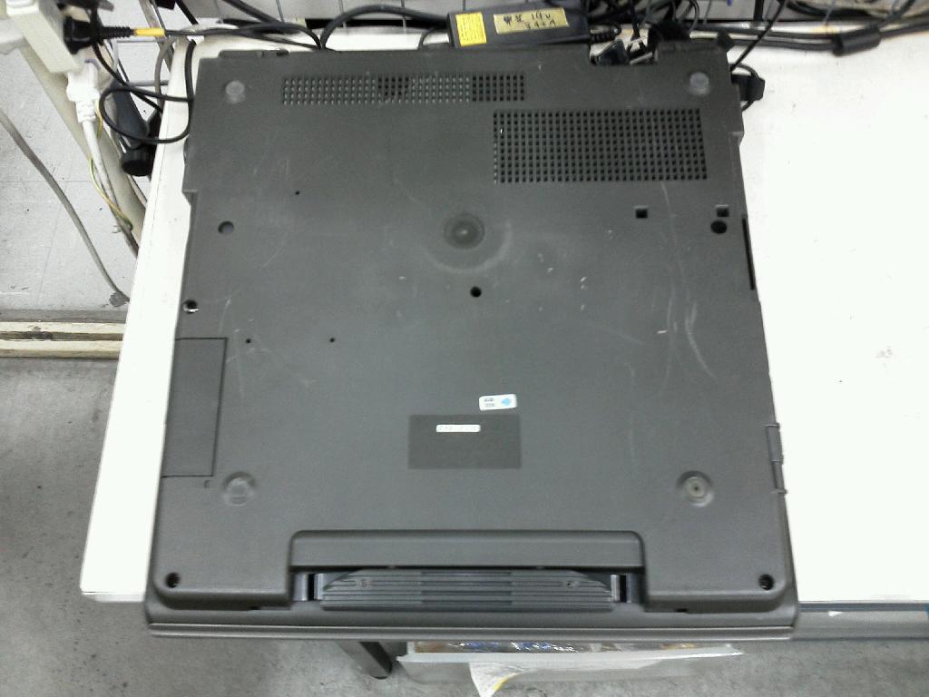 WD-A760書院ワープロの修理の写真0