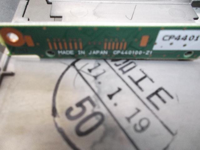 FUJITSULIFEBOOK P770/B FMVNの修理の写真78