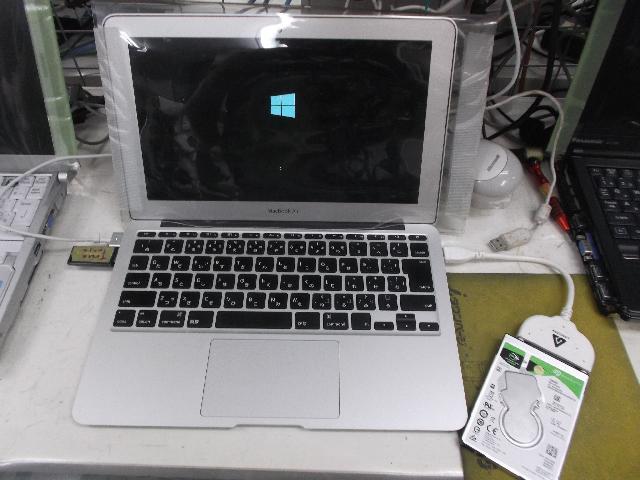 アップル(Mac)MacBook Air 11インチ A1の修理の写真0