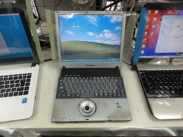 PANASONICCF-A3R8CXRのHDD交換の写真0