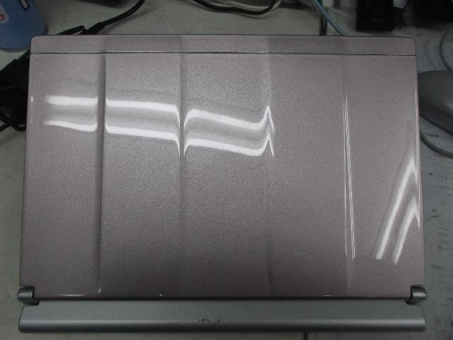 PANASONICCF-NX4HDPBRの天板塗装の写真81