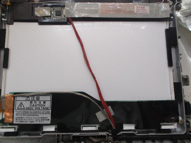 PANASONICCF-18LC1AXSの修理の写真0