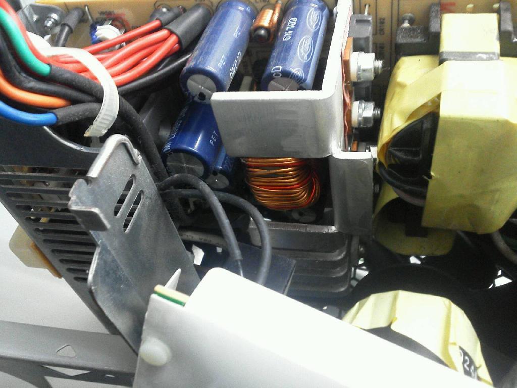 FUJITSUESPRIMO D5230の修理の写真0