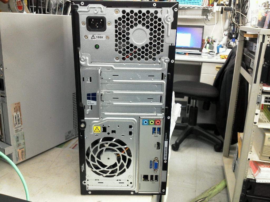 HPTPC-F086-MTの修理の写真0