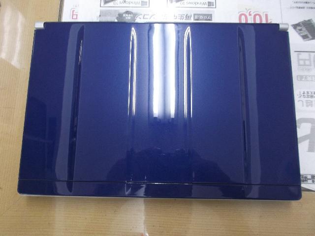 PANASONICCF-SX4EDHCSの天板塗装の写真0