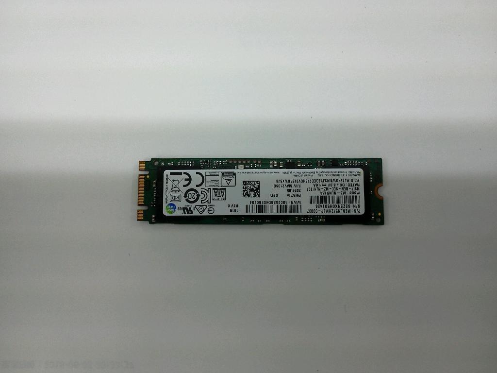 PANASONICCF-LX5QDQQPのSSD交換の写真0