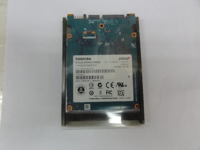 PANASONICCF-SX1HENDPのSSD交換の写真0
