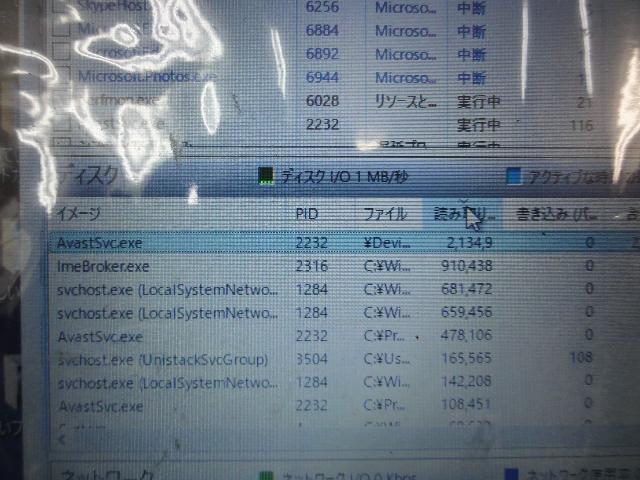 TOSHIBAPB453LNBPR7AA71の修理の写真0