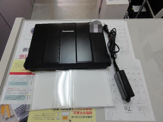 PANASONICcf-s9kyffdrの修理の写真0