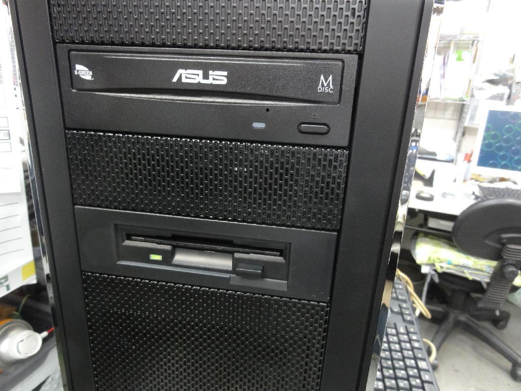 EPSONVD516SRの旧型PC修理の写真0