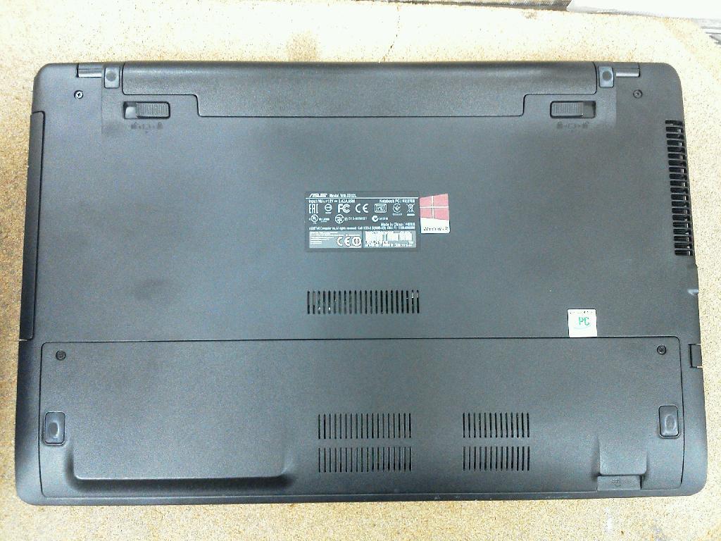 ASUSX552LのSSD交換の写真0
