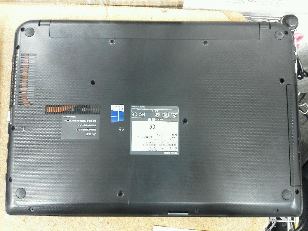 TOSHIBAPB25MAAD482AD7Yの修理の写真0