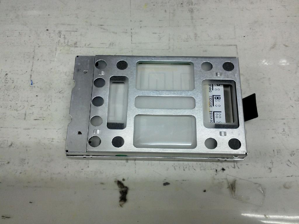PANASONICCF-18KW1AXSのHDD交換の写真0