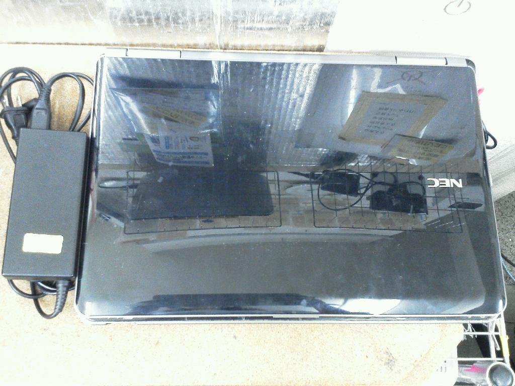 NECPC-LL850DS6Bの修理の写真0