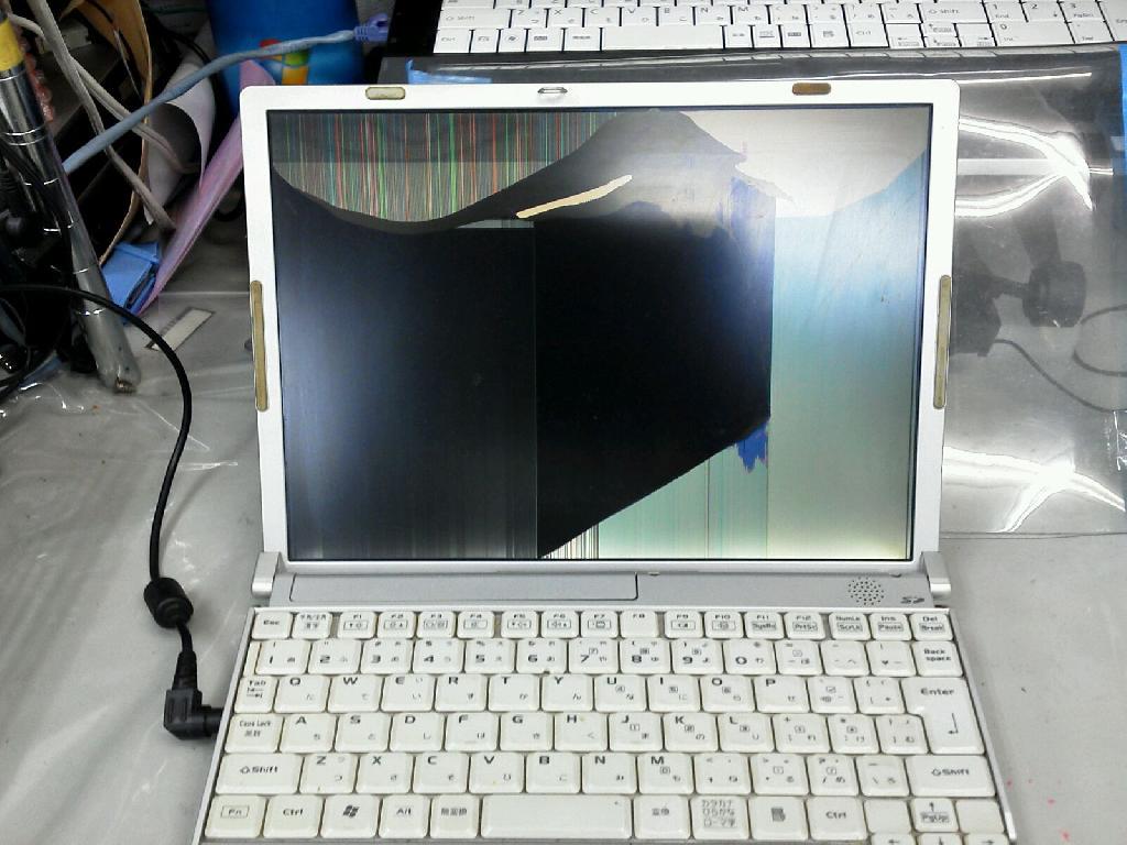 PANASONICCF-W5KW8HXRの修理の写真0