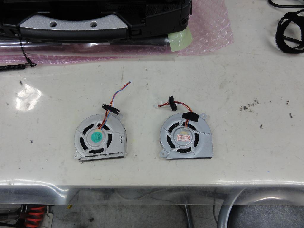 PANASONICCF-31JEGAKDJの修理の写真0