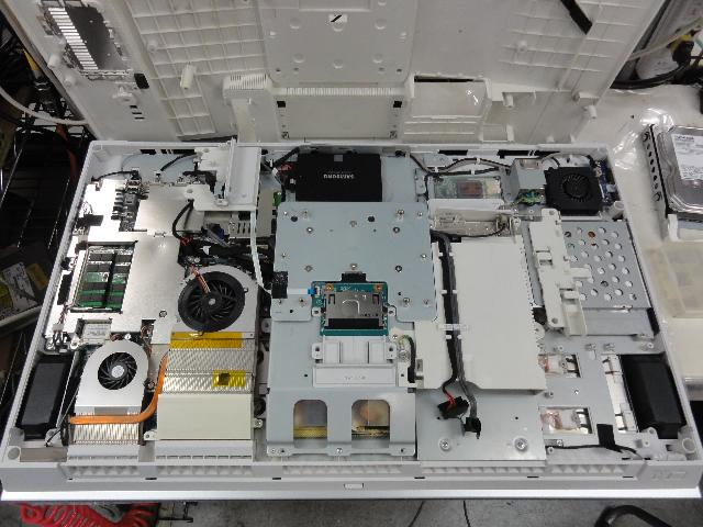 SONYVGC-LV52JGBの修理の写真0