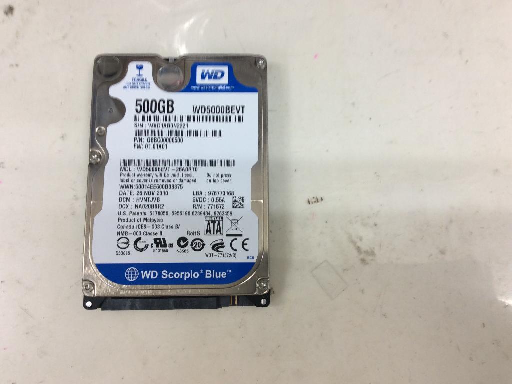 NECPC-LS550CS2KSのデータ救出の写真0