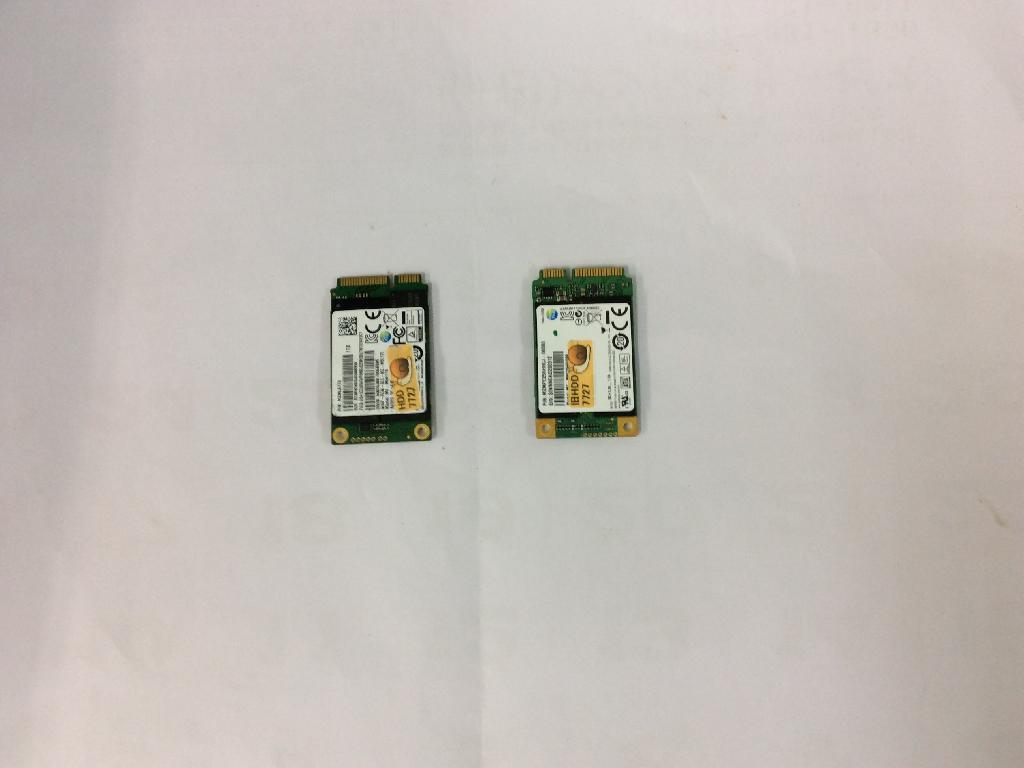 PANASONICCF-AX3WENBPのSSD交換の写真0
