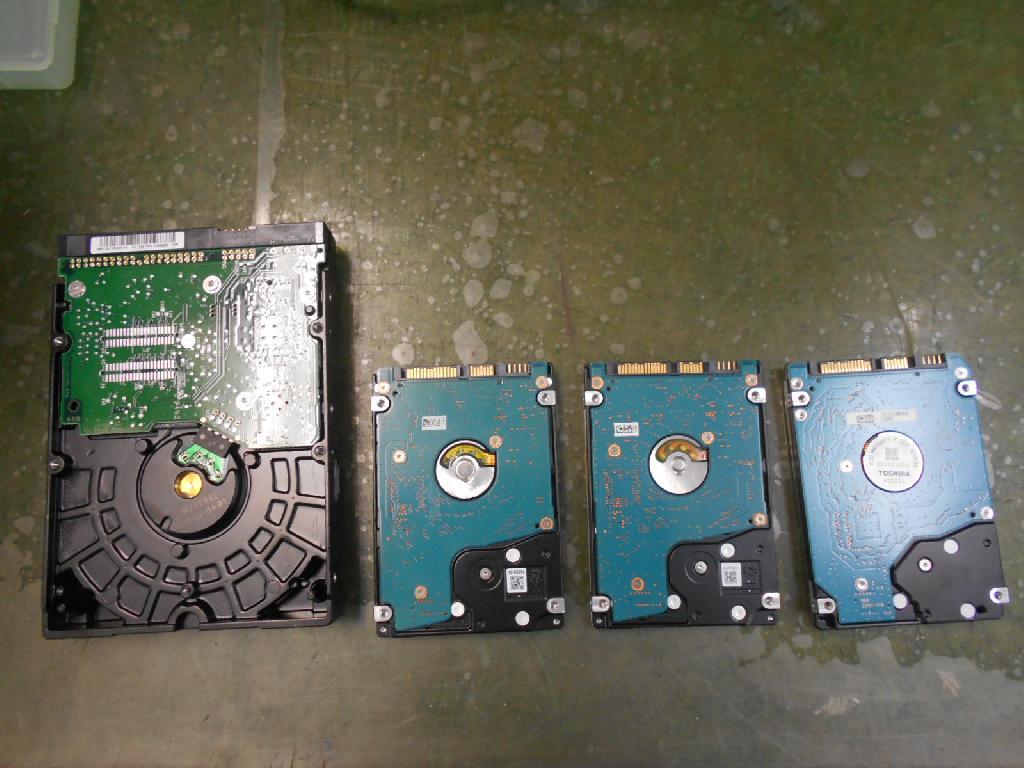 DELLOptiplex GX60の旧型PC修理の写真0