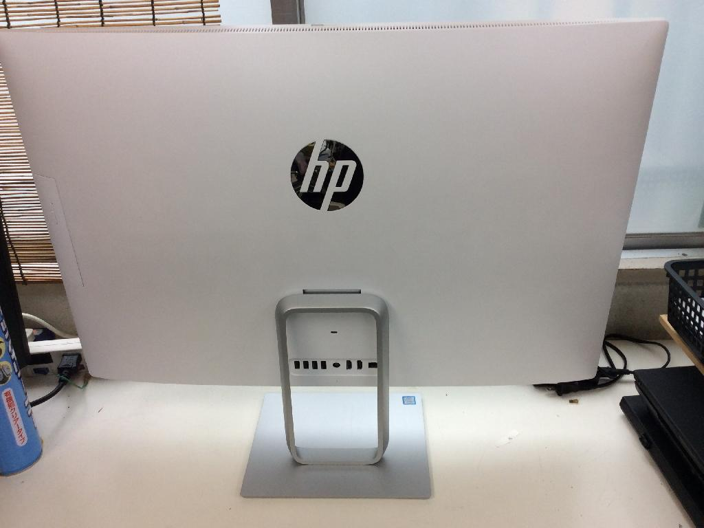 HP27-r079jpのSSD交換の写真0