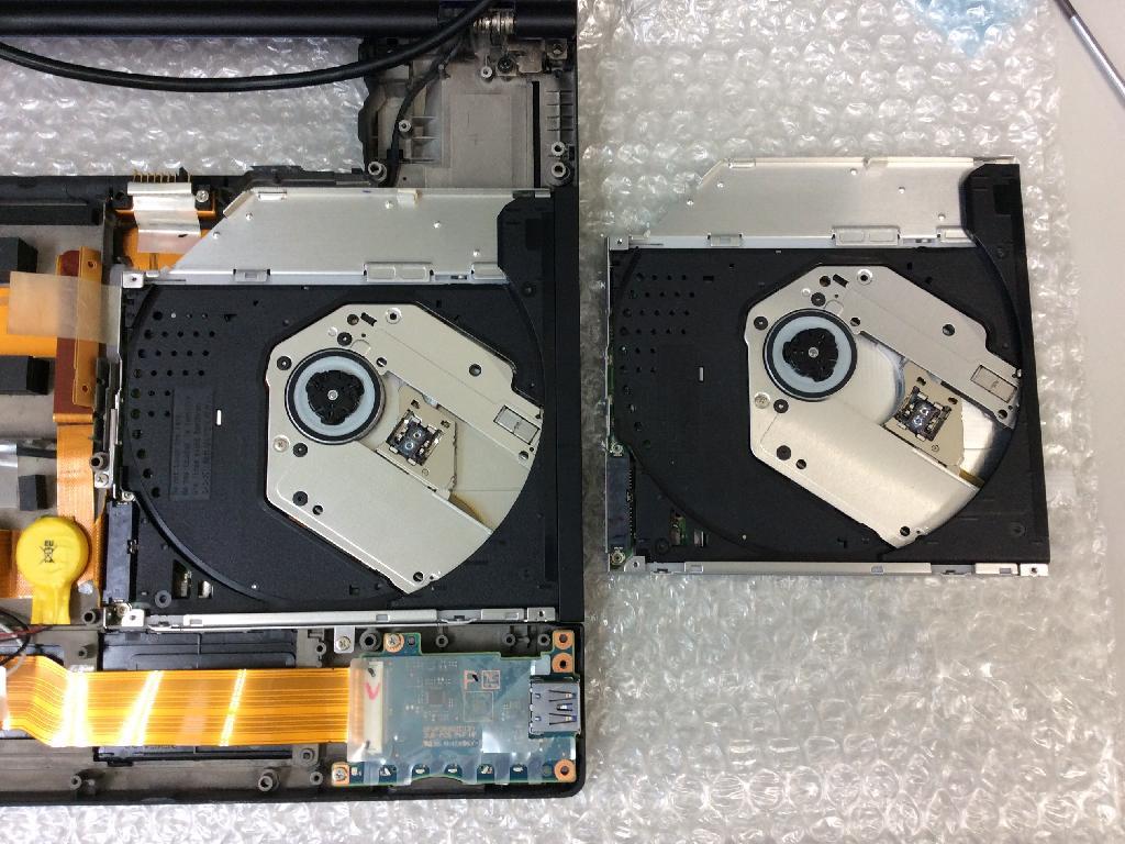 PANASONICCF-LX5QDQQPの修理の写真0