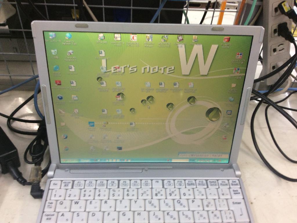 PANASONICCF-W8FWU2JCの修理の写真0