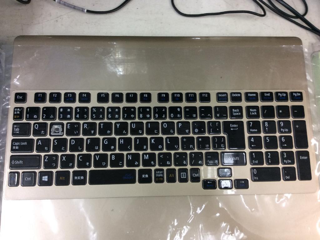 NEClavie pc-ns750bagの修理の写真0
