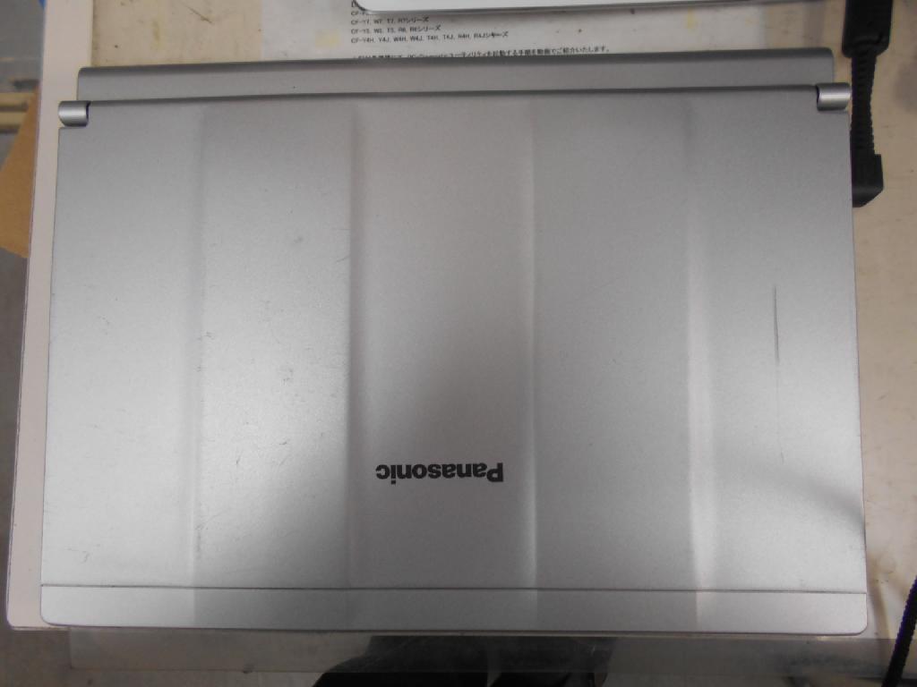 PANASONICPanasonic CF-SX2のPC販売の写真0