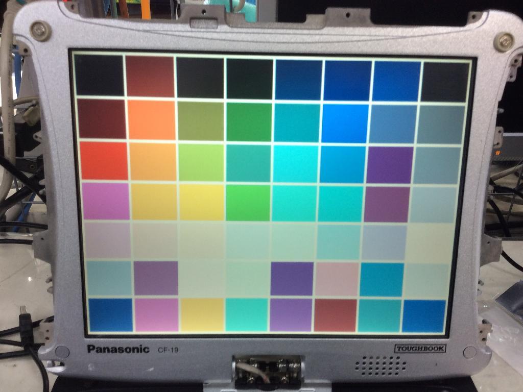 PANASONICCF-19GC1AXSの修理の写真0