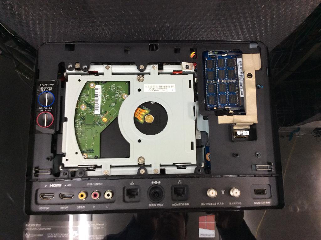 SONYSLV241A11Nの修理の写真0