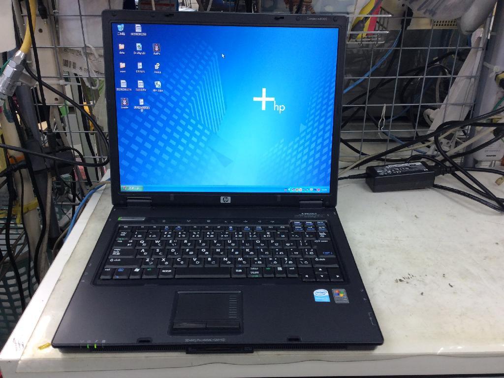HPCompaq nx6320の修理の写真0