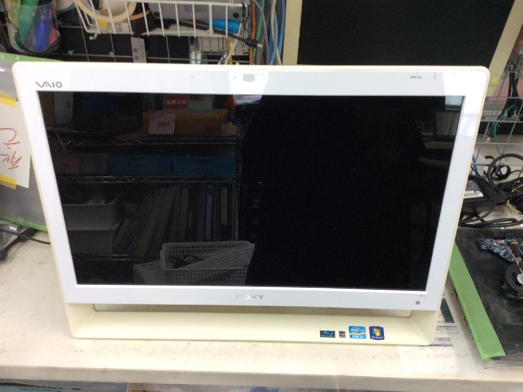 SONY VPCJ238FJの修理の写真0