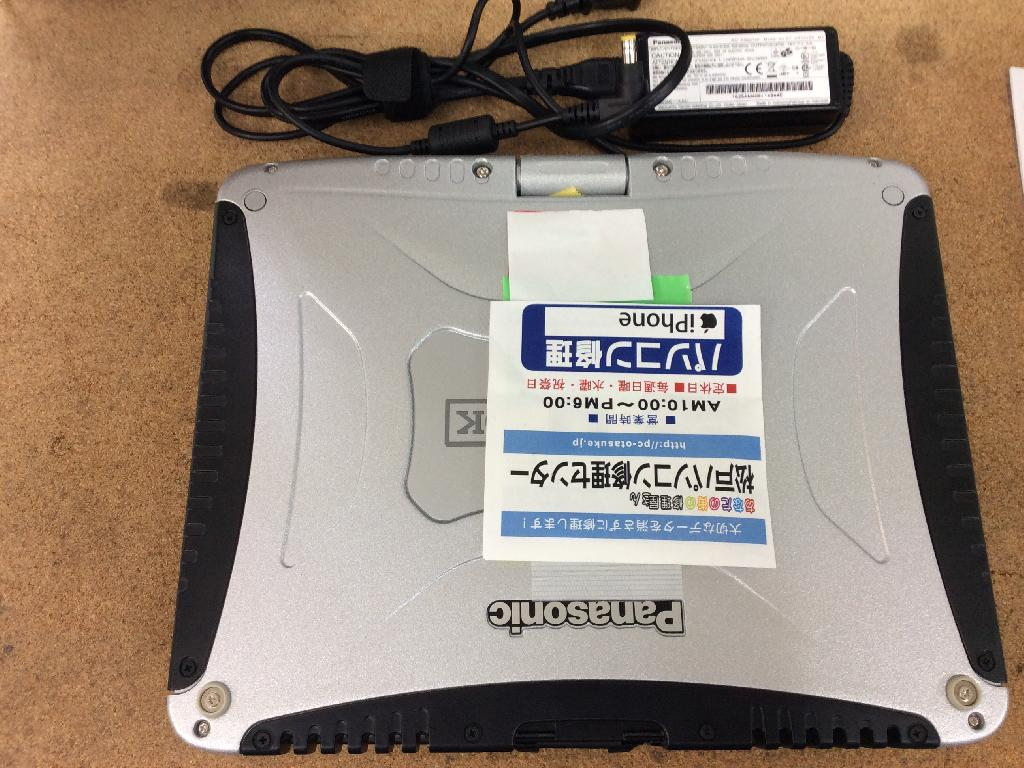 PANASONIC CF-19GC1AASの修理の写真0