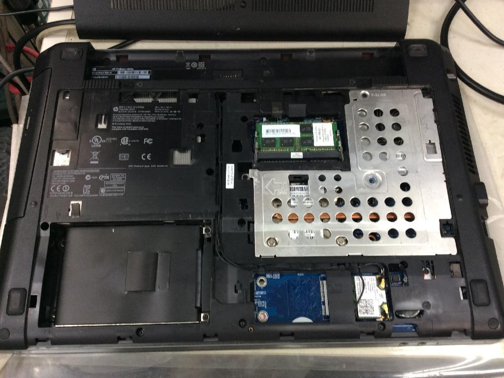 HPProBook4540sの修理の写真0