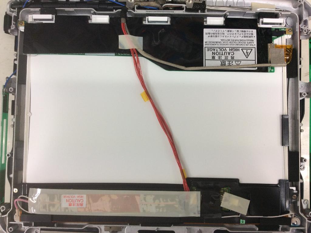 PANASONICCF-18LC1AXSの旧型PC修理の写真0